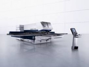 Trumpf TruMatic 7000 Laser & Punch Combo