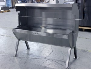 Custom Stainless Steel Rotisserie